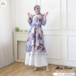 Moza Dress Modesee M1270